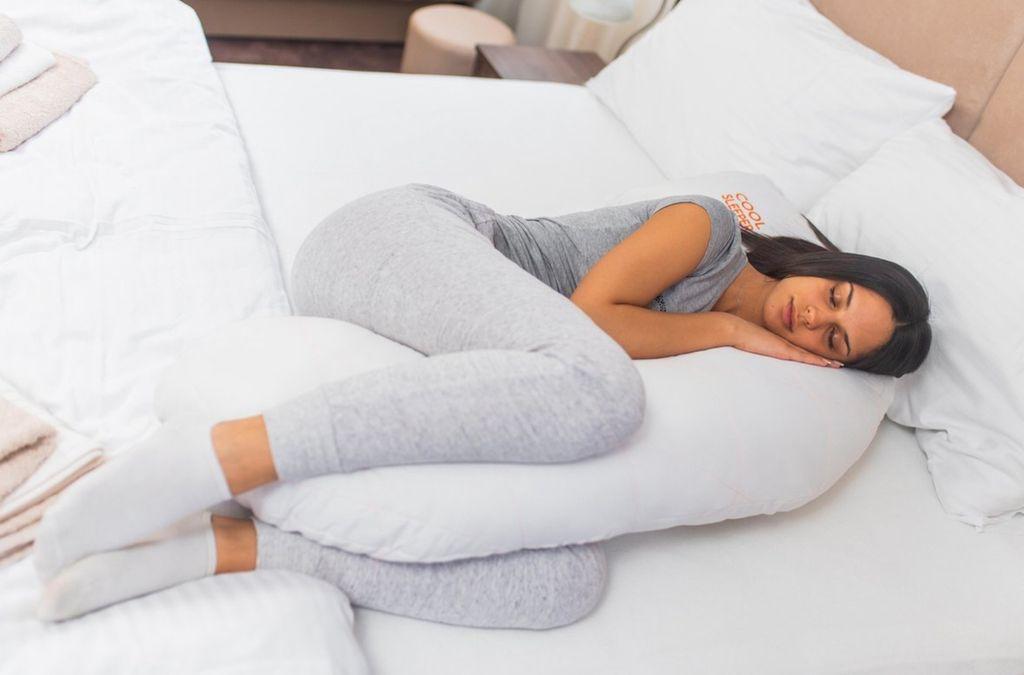 seitenschlaferkissen hug me pillow orthosun lagerungskissen 158 x 53 x 20 cm