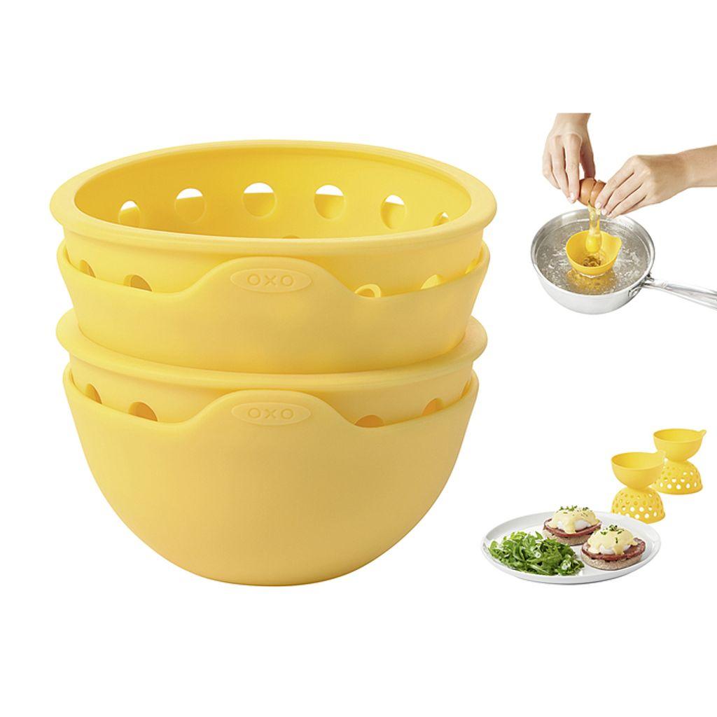 oxo 11207000mlnykeu eier pochierer silikon gelb 2er pack