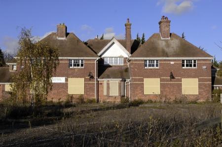 Former Cranbourne House children's home, Cheriton