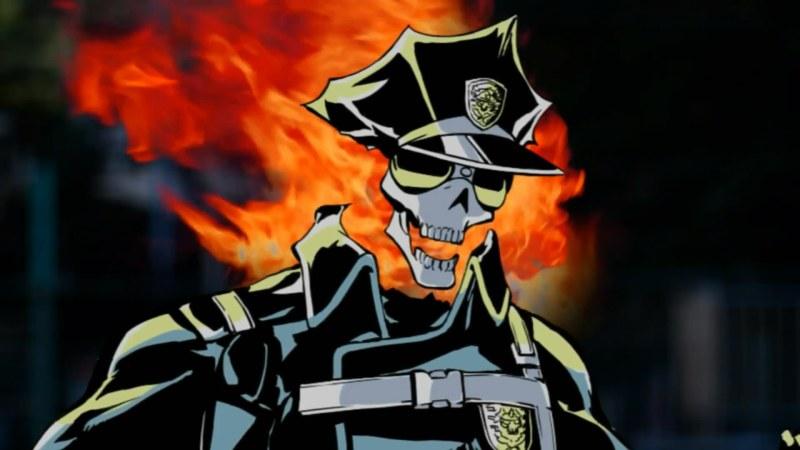 Аниме «Адский коп» / Inferno Cop (2012) — трейлеры, дата выхода | КГ-Портал