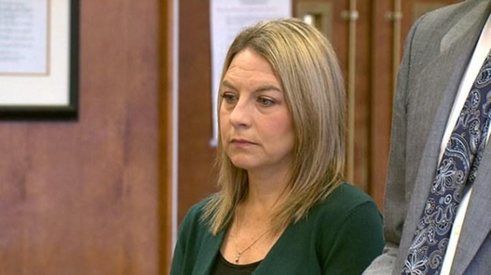 Jennifer Weathers in court