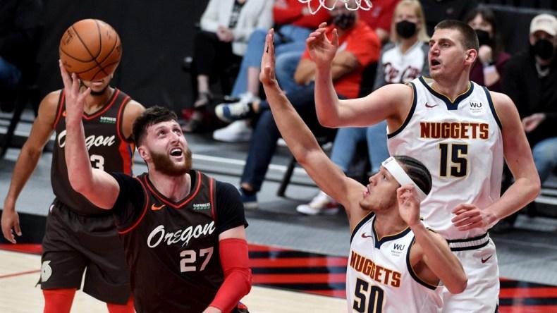 NBA playoffs: 4 keys and 3 predictions for Blazers vs. Nuggets | kgw.com