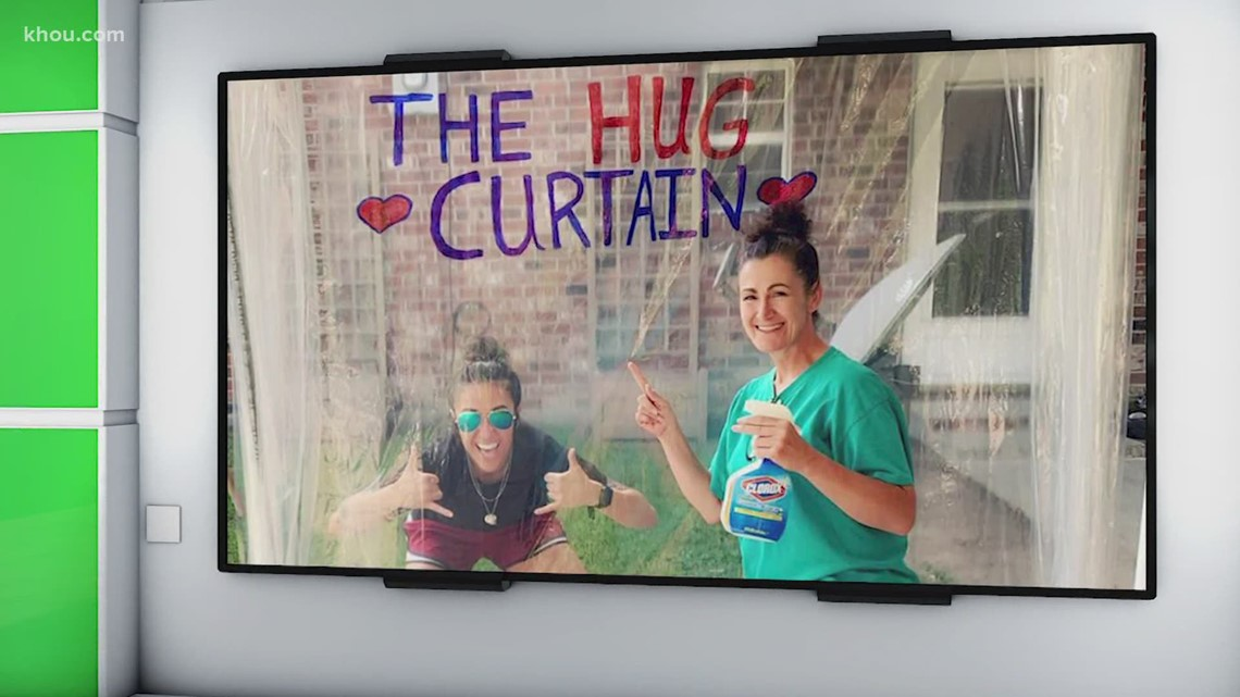 verify hug curtains are a thing but are they safe