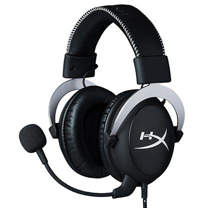 HyperX CloudX Gaming headset for Xbox One against a white background