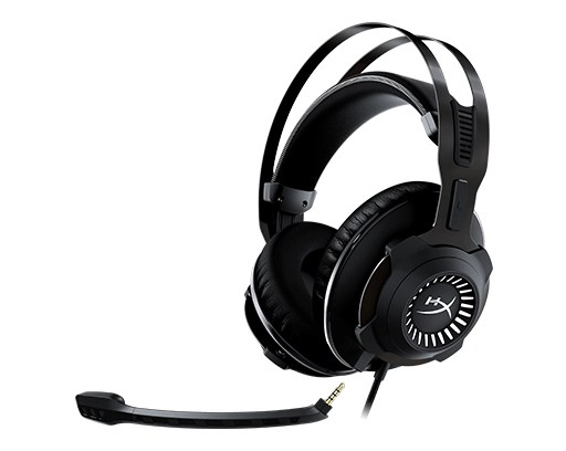 Cloud Revolver Gaming Headsets Ideal For Fps Gamers Hyperx
