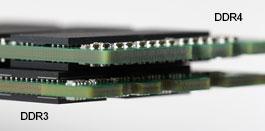 DDR4 - Tăng độ dày