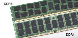 DDR4 - Sự khác biệt về rãnh khóa
