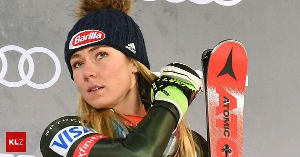 Ski-Superstar: Trotz Podestplatz: Mikaela Shiffrin ist voller Selbstzweifel