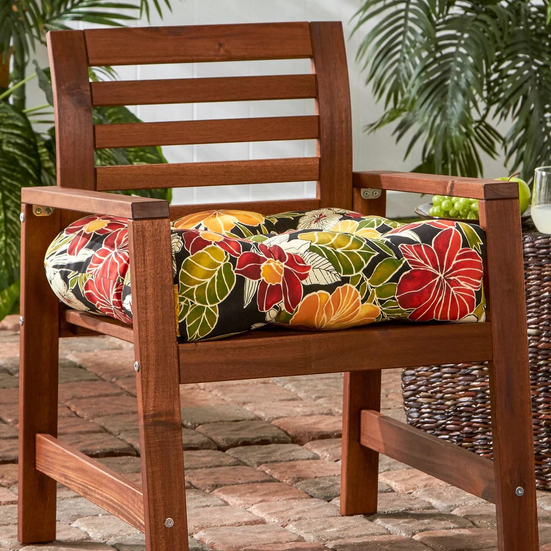 greendale home fashions seat cushion 20 x 20