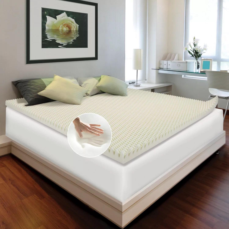 Enhance Comfort Loft 4 In Memory Foam Mattress Topper