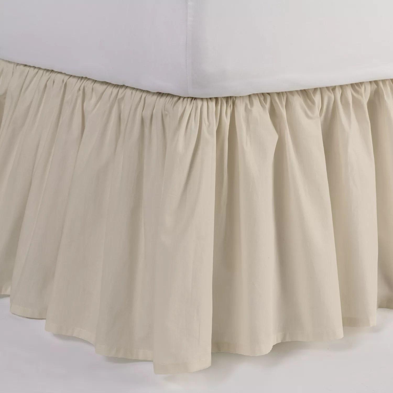 LC Lauren Conrad Ruffle Bed Skirt