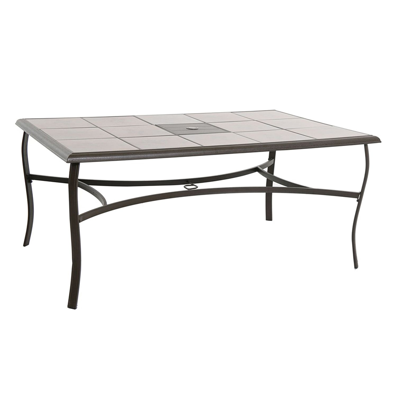 sonoma goods for life coronado rectangular patio table