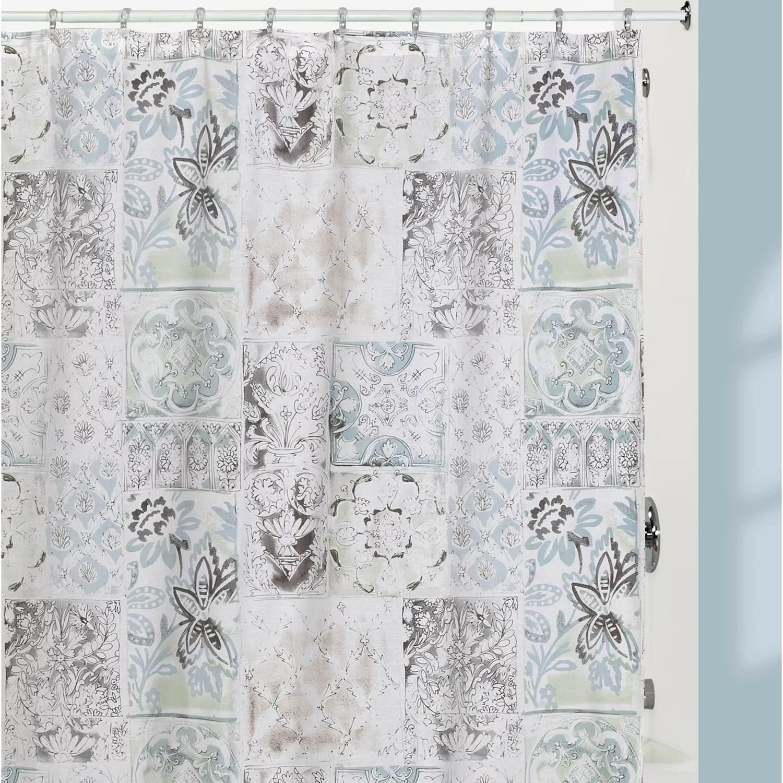creative bath veneto shower curtain