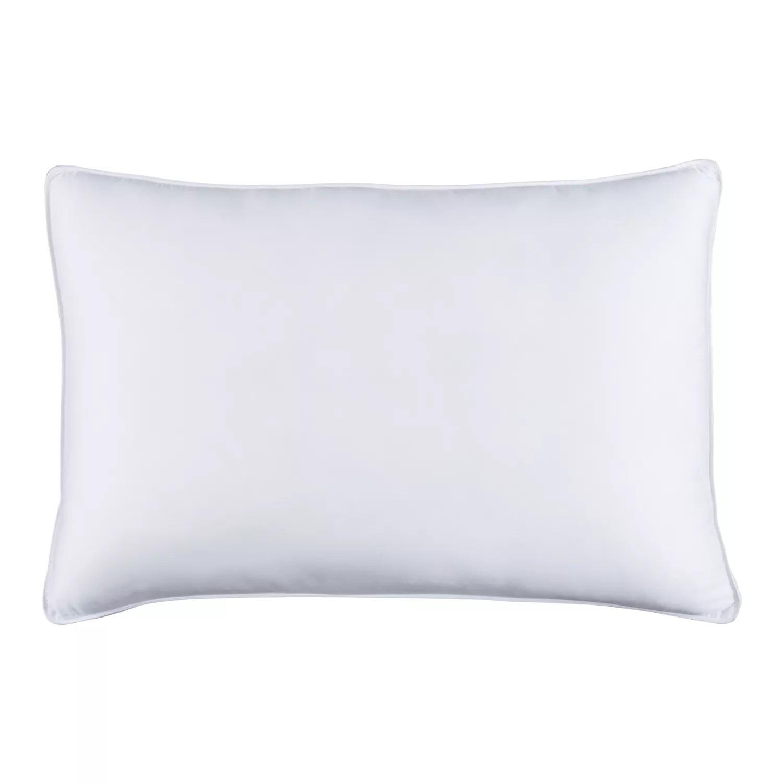 comforpedic loft from beautyrest ebonite memory fiber pillow 2 pack