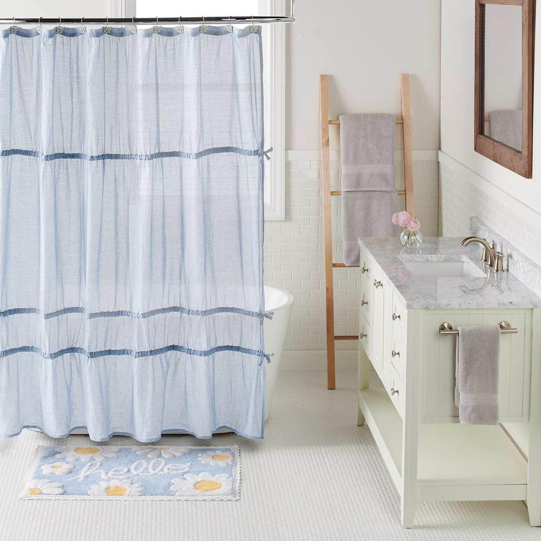 lc lauren conrad technique shower curtain