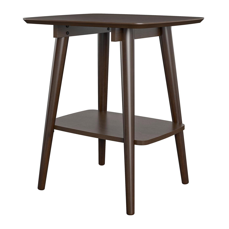 novogratz brittany mid century modern end table