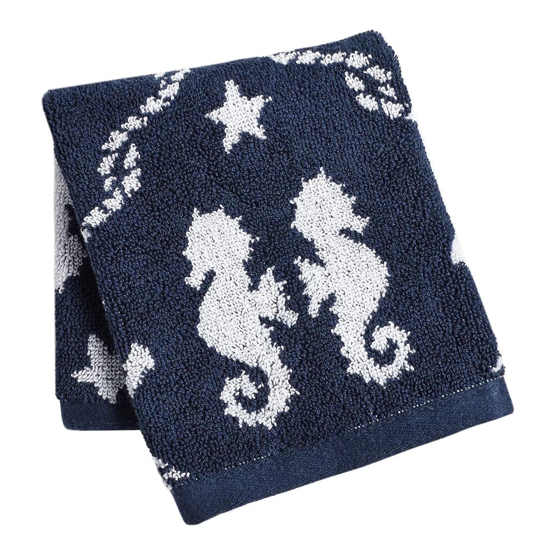 vera bradley sealife 6 piece towel set