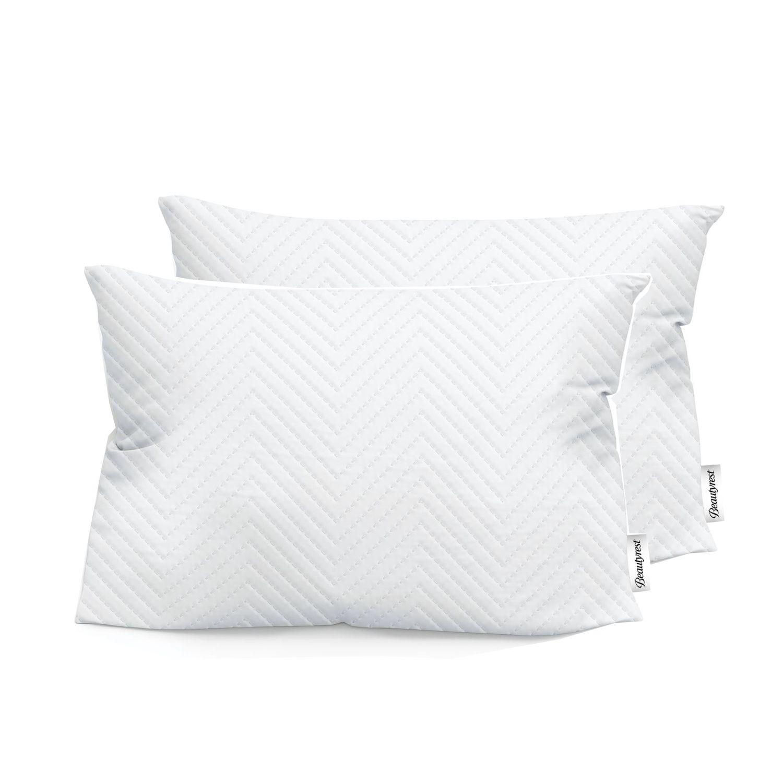 beautyrest bed pillows pillows bed