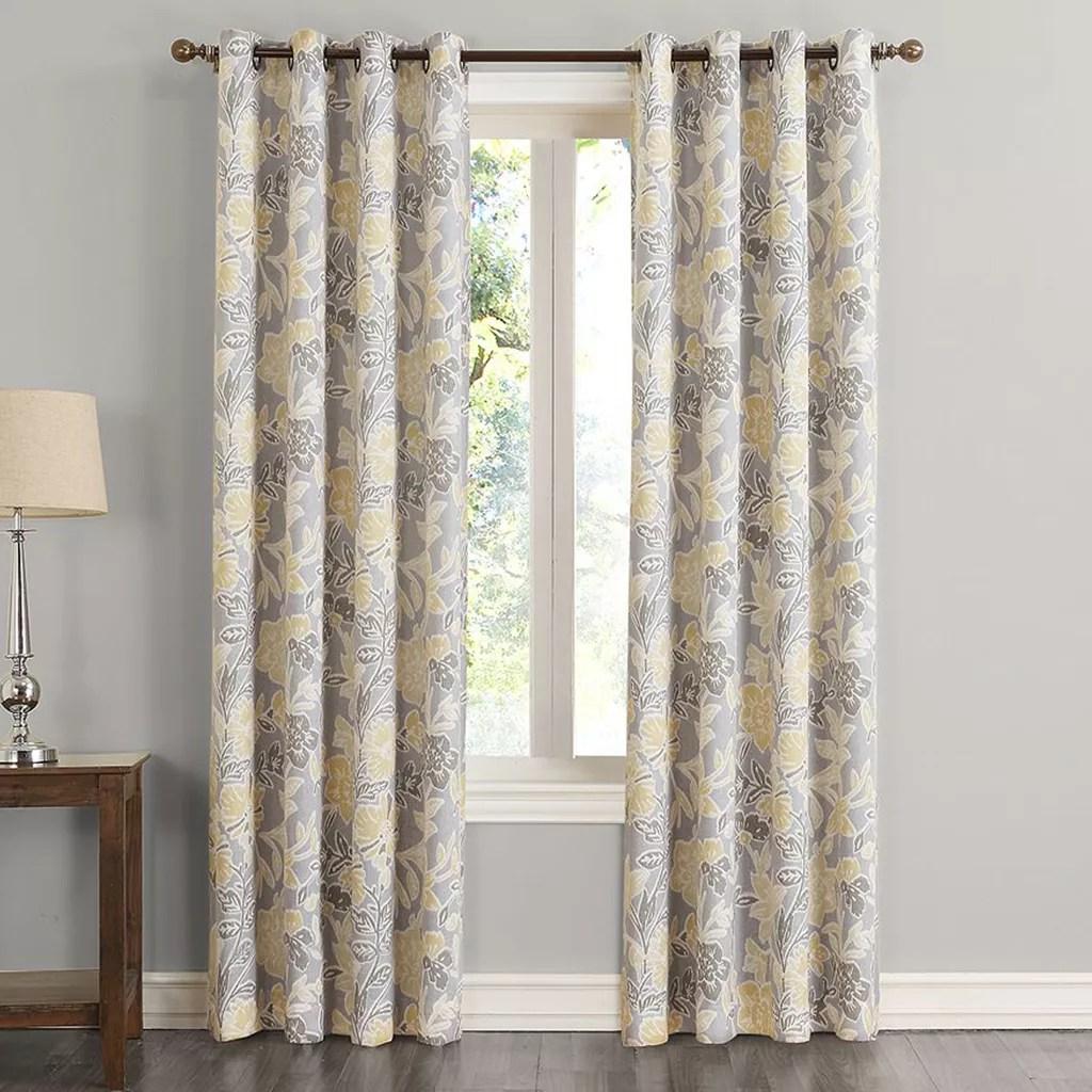 Curtains Shop For Window Treatments Amp Curtains Kohls