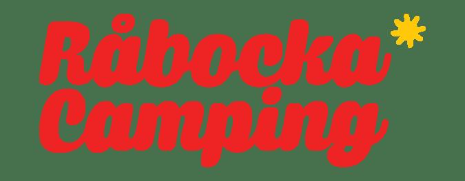 Logotyp Råbocka Camping Ängelholm Logo