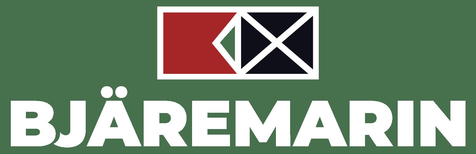Logotyp Grafisk Design Bjäremarin Båstad