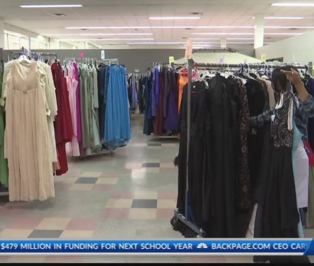 Operation Deploy Your Dress Offers Free Dress Swap For Military Dependents