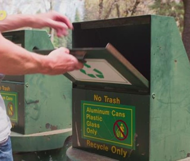 Recycling Might Be Sexy Yes Sexy