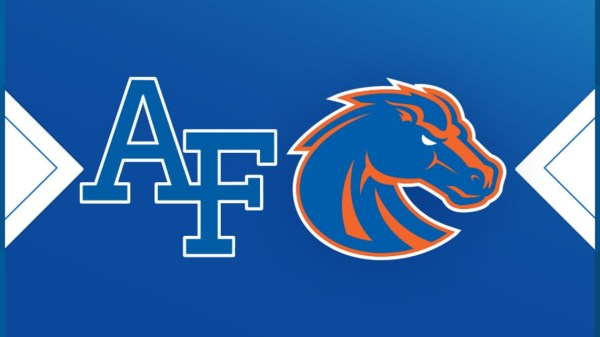 Game Tracker: Air Force Falcons vs. Boise State Broncos