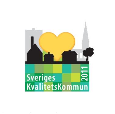 Fem nominerade till Sveriges KvalitetsKommun 2011