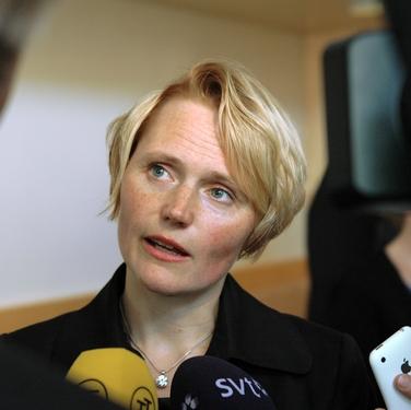 Anna-Karin Hatt, IT- och regionminister