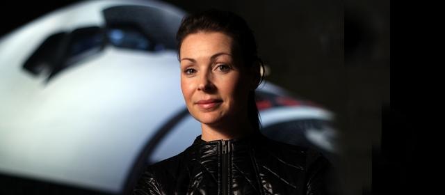 Renata Chlumska, äventyrare och bergsbestigare.