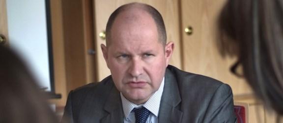 Migrationsverkets generaldirektör Dan Eliasson