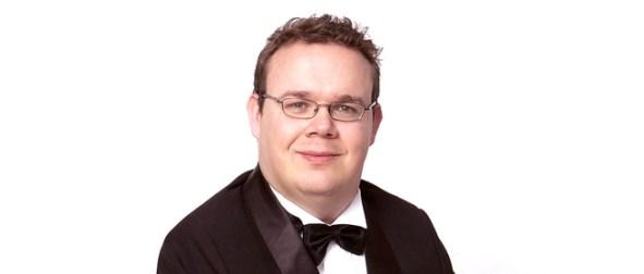 David Lega, kristdemokratiskt kommunalråd i Göteborg.