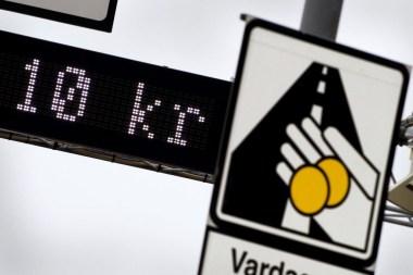 Ett av de 26 folkinitiativen gäller trängselskatterna i Göteborg.