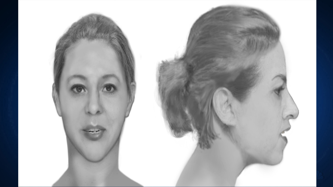 Sketch Released Of Woman Whose Burned Body Was Found In