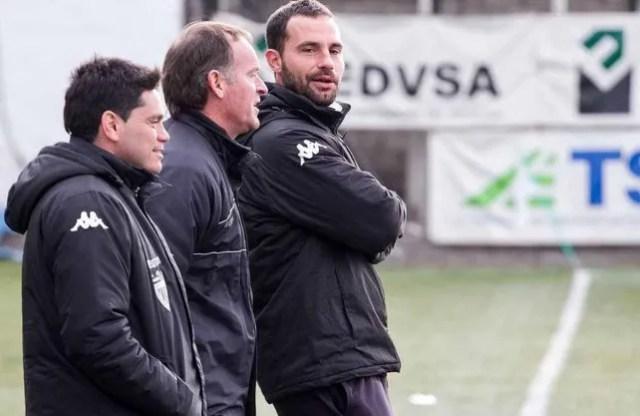 Cipolletti no tiene entrenador para medirse con Colón en Copa Argentina.