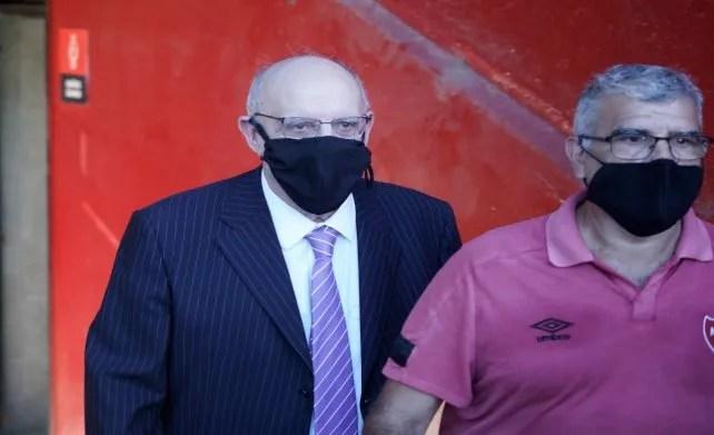 Newells: el protesorero Ricardo Ansaldi renunció a su cargo de manera indeclinable