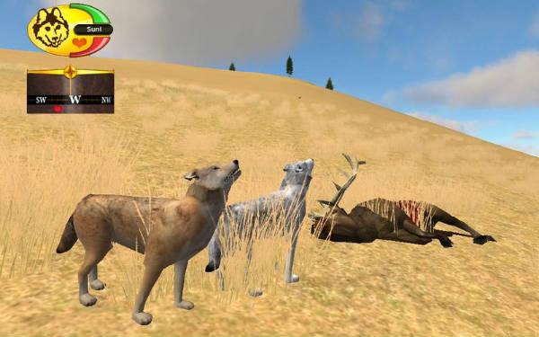 WolfQuest - ladda ner gratis spel | Ladda-ner-spel.nu
