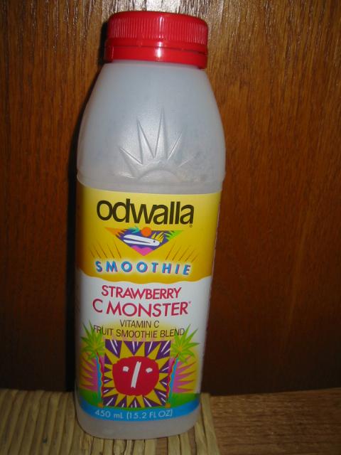 Odwalla Strawberry C Monster