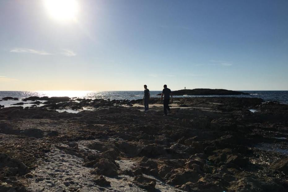 Moving from Sweden to Sardinia