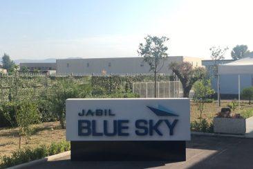 jabil blue sky marcianise