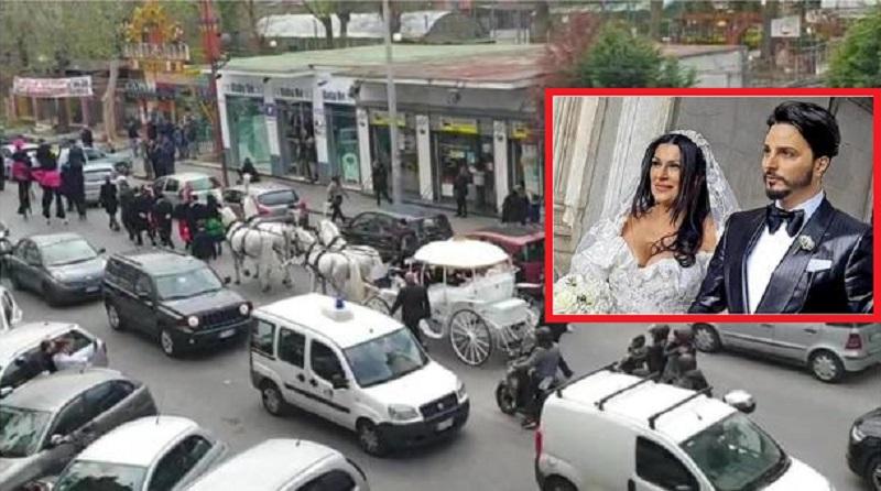 Matrimonio In Ambulanza : Sospetta intossicazione a un banchetto di nozze ricoverati e