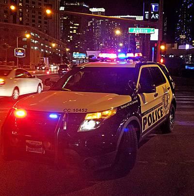 Metro investigating central Las Vegas homicide