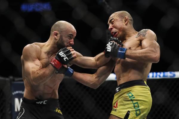 UFC 245 live blog: Alexander Volkanovski is the new UFC featherweight champ