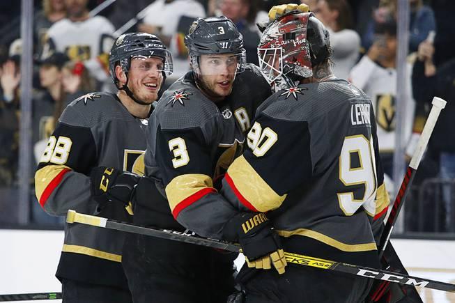 Golden Knights Beat Sabres, 4-2