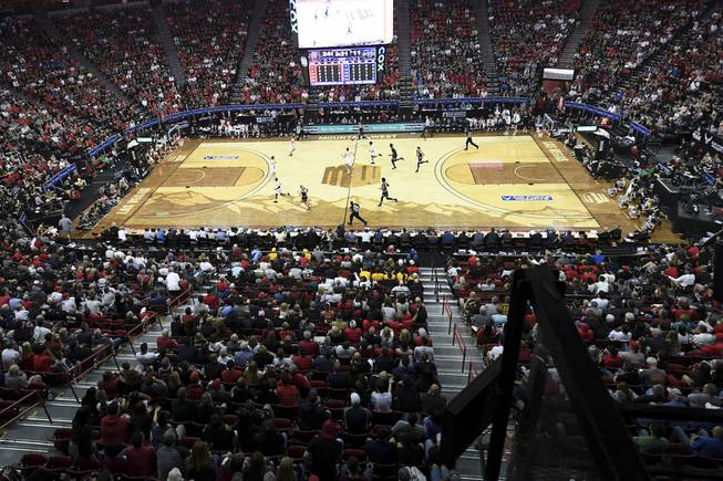 Mountain West Conference Basketball Championship Game