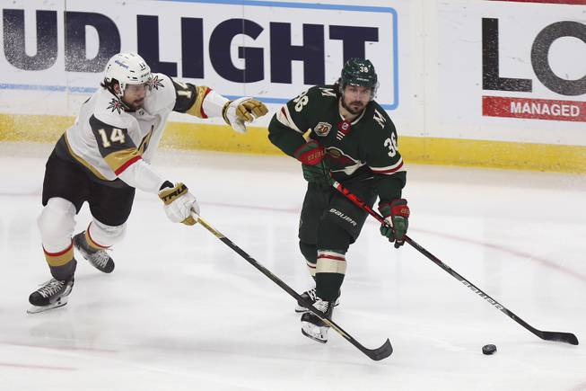 Golden Knights Wild VGK