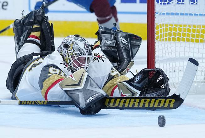 Knights vs Avalanche Game 1