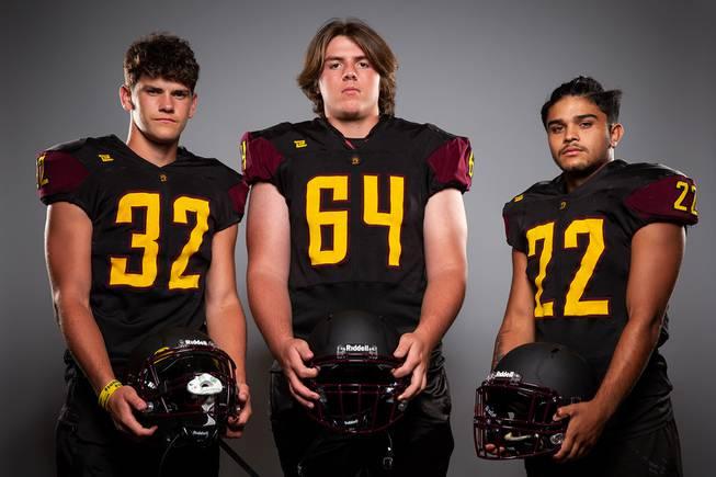 Las Vegas Sun's 2021 High School Football Media Day