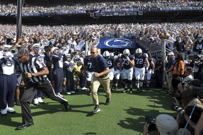 Penn State runout